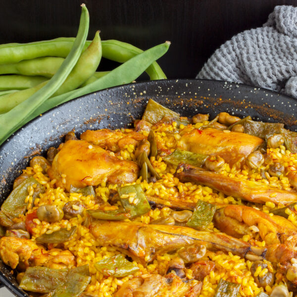 Paella Valenciana – Spanish Food